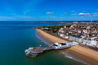 Southsea Beach, near Portsmouth in Hampshire - 12th May 2020