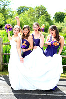 Wedding Photography at Colstford Mill by Oliver Dixon - Fetcham, Surrey