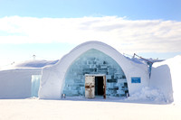 Feature Wedding: Ice Hotel Sweden